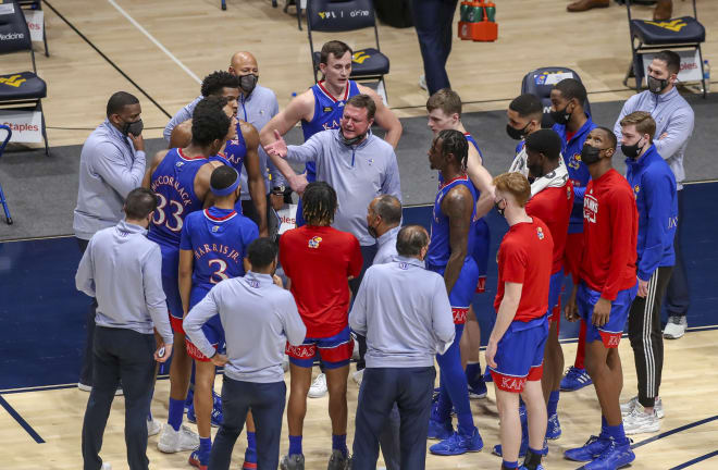 Registration for Bill Self's basketball camp at Kansas is now open
