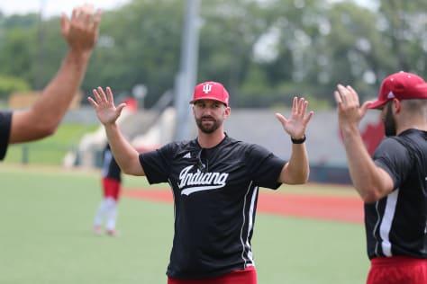 Justin Parker South Carolina baseball