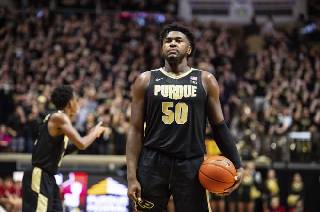 GoldandBlack - Trevion Williams cashes in at the foul line; Purdue hoops notebook