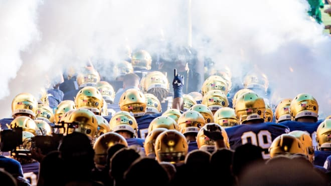 Notre Dame will attempt to win its 24th straight home game and finish unbeaten on its home turf for the fifth time in the last nine years.