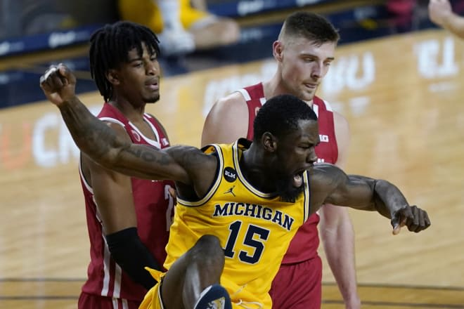 Chaundee Brown and Michigan broke Wisconsin's spirit in a blowout win in Ann Arbor.