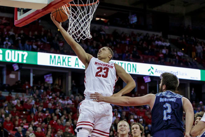 Wisconsin transfer Kobe King will no longer be a part of Nebraska's program, as he's stepping away from basketball for personal reasons.