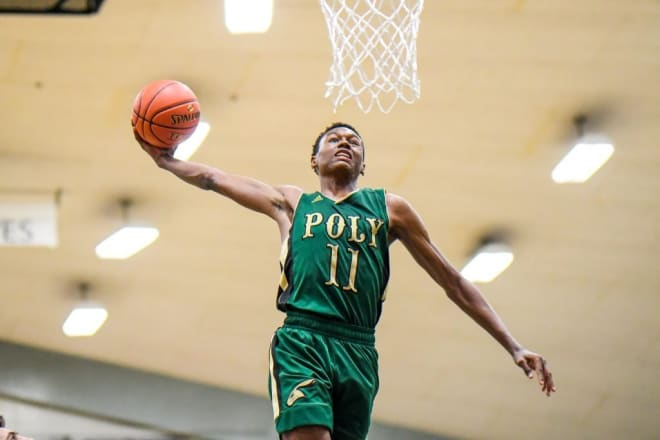 Five-star forward Peyton Watson signed with the Bruins,