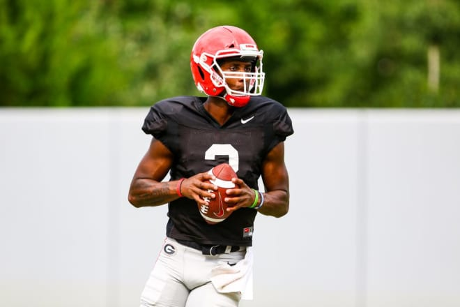 D'Wan Mathis could be in line to start at quarterback Saturday at Arkansas.