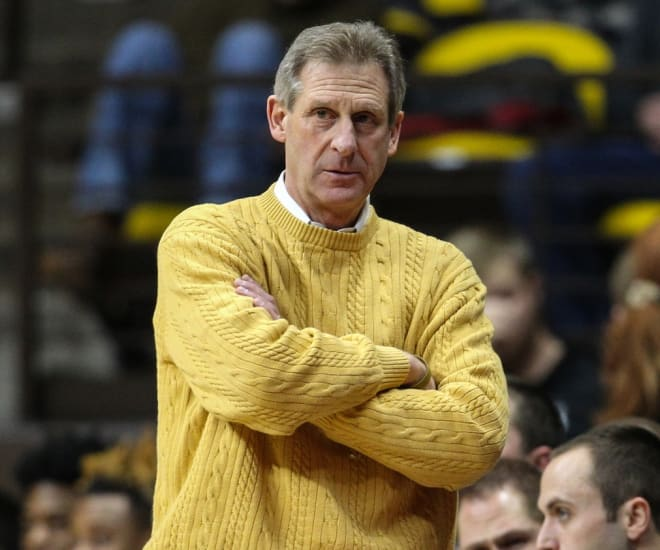 UW head coach Larry Shyatt was publicly reprimanded by the Mountain West for speaking out.