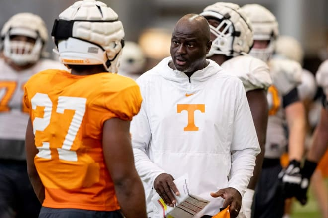 The departure of Chris Rumph leaves a hole on the defensive side.