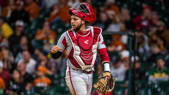 Casey Opitz is a two-time team captain for the Diamond Hogs.