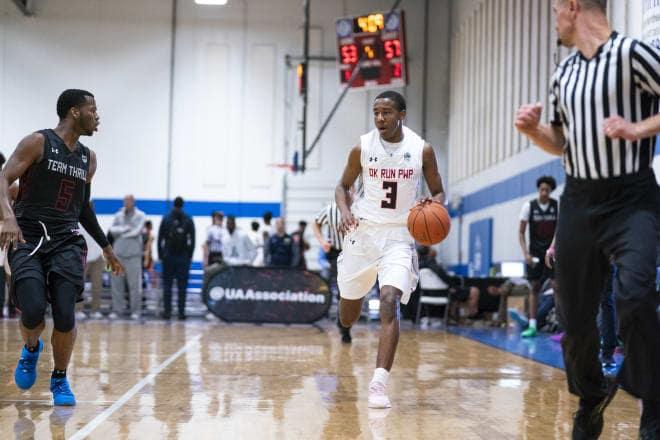 Five-star guard Bryce Thompson plans to visit Kansas next week