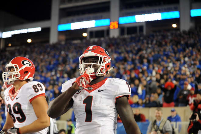 Sony Michel excited to help offense however he can