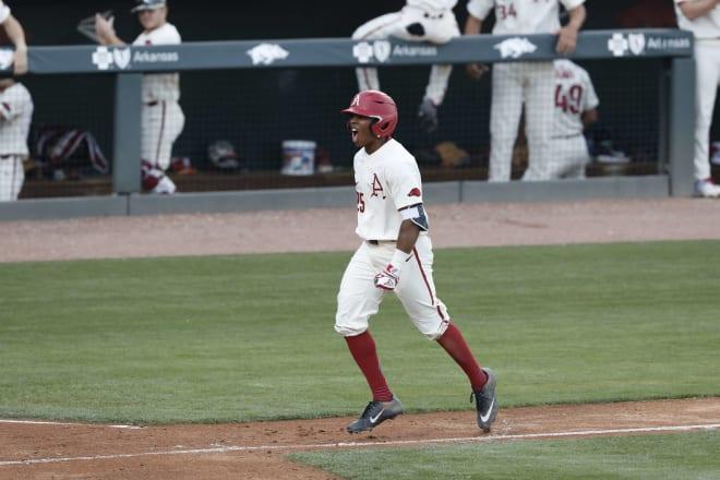 Arkansas opens the 2021 season this weekend in Arlington, Texas.