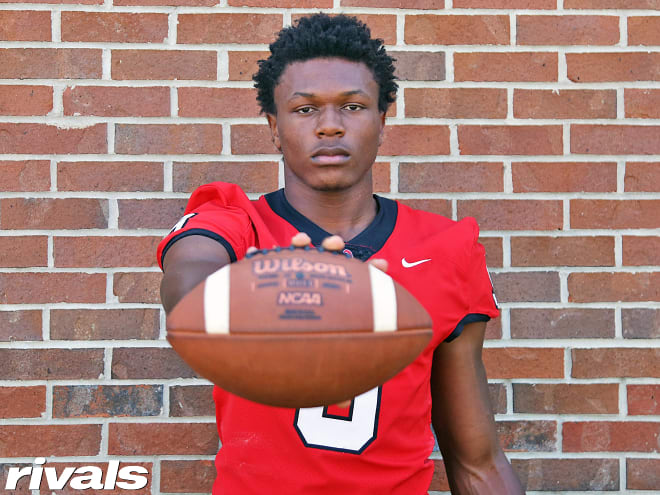 Georgia plans to play 2022 commit Darris Smith at outside linebacker once he gets to Athens.