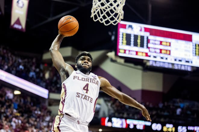 Former FSU star Patrick Williams is projected to go as high as No. 4 in this Wednesday's 2020 NBA Draft.