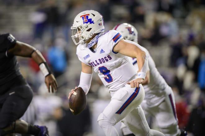 Louisiana Tech Bulldogs football Luke Anthony