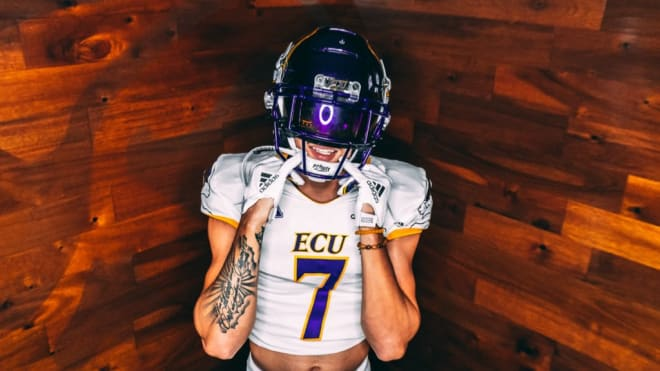 Rivals 3-Star cornerback David Laney enjoyed a solid official visit to Greenville this weekend where he made his pledge to ECU.