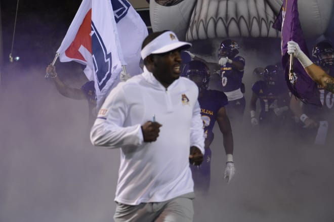 Scottie Montgomery and ECU return home this week to take on Tulane Saturday night at 7 o'clock.