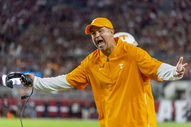 Jeremy Pruitt had two run-ins with HR in a span of three days in 2015.