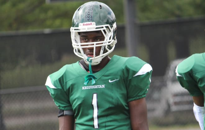 James Mozelle and Kecoughtan will try to beat Hampton for the second consecutive year