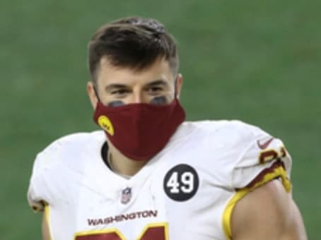 Ryan Kerrigan and the Washington Football Team hold a one-game lead in the NFC East.