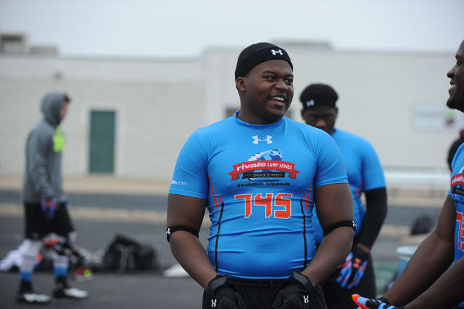 Henderson will visit Lubbock this weekend for his official.