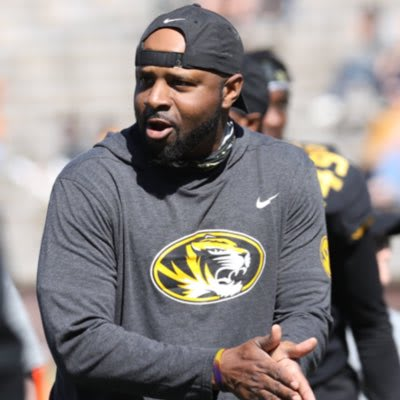 New Missouri cornerbacks coach Aaron Fletcher teamed up with walk-on receiver Jarrin McKeithen to rescue a driver who had driven into flooding Friday morning.