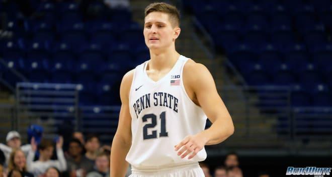 Penn State men's basketball's John Harrar will be celebrated alongside the rest of the Nittany Lions' senior class on Wednesday night.