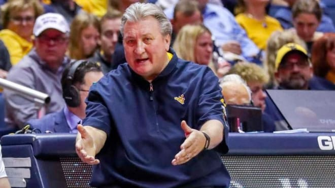 The West Virginia Mountaineers will square off against No. 1 Gonzaga.