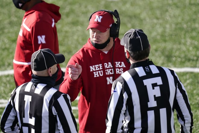 Nebraska will try to get back on track at Purdue on Saturday.