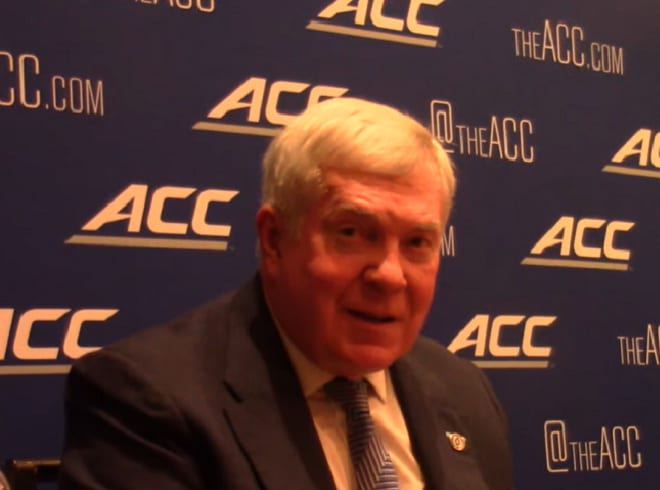 Mack Brown says his team is getting close to being 85 percent vaccinated.