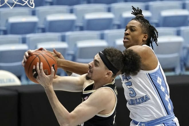 Armando Bacot's efficient night earned him one of our 3 Stars from UNC's win over Wake Forest, so who got the other two?