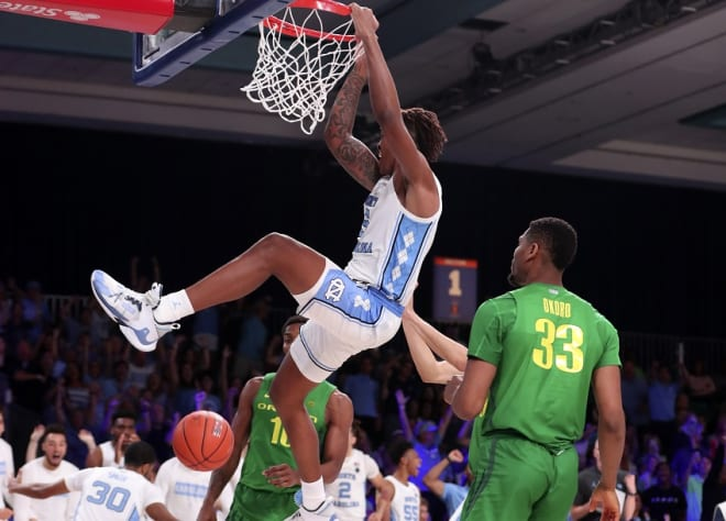 Bacot's best game last season was versus Oregon when he had 23 points, 12 rebounds and 6 blocks.