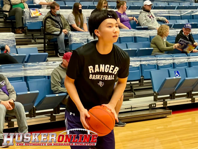 2021 Nebraska signee Keisei Tominaga led Ranger (Texas) College with 26 points in a semifinal loss on Friday night.