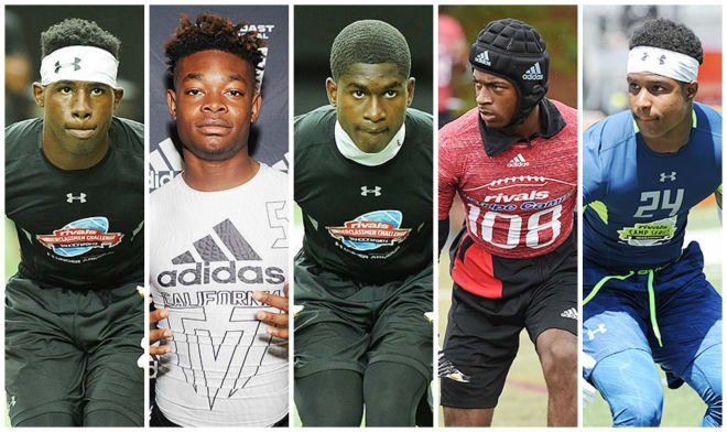 The Bulldogs have over forty offers out to defensive backs alone.