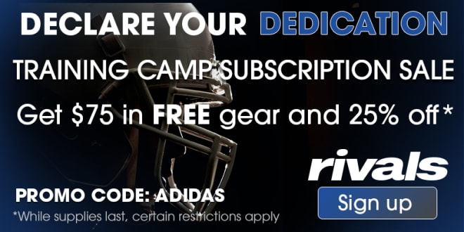 Sign up today for 25% off plus a $75 gift card from Adidas