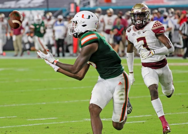 Florida State Falls To 0 2 After Embarrassing Loss At Miami