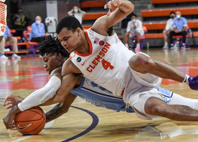 UNC and Clemson played in early February, but can still make up a postponed game from January.