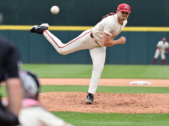 Kevin Kopps is arguably the best pitcher in college baseball this season.