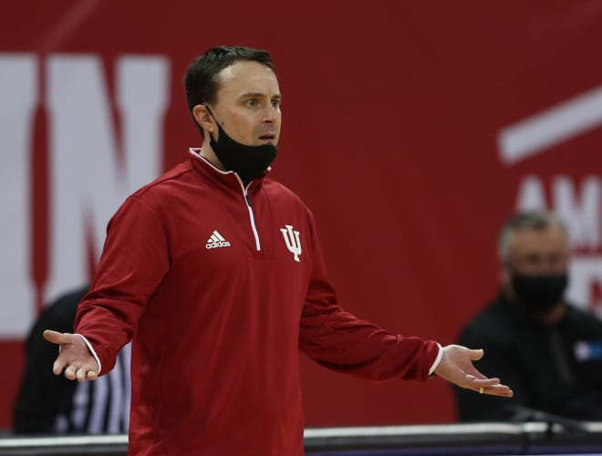 Archie Miller breaks down Thursday's matchup with Purdue. (IU Athletics)