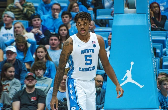 Armando Bacot says he's now a more refined and smarter player than he was during his freshman season.
