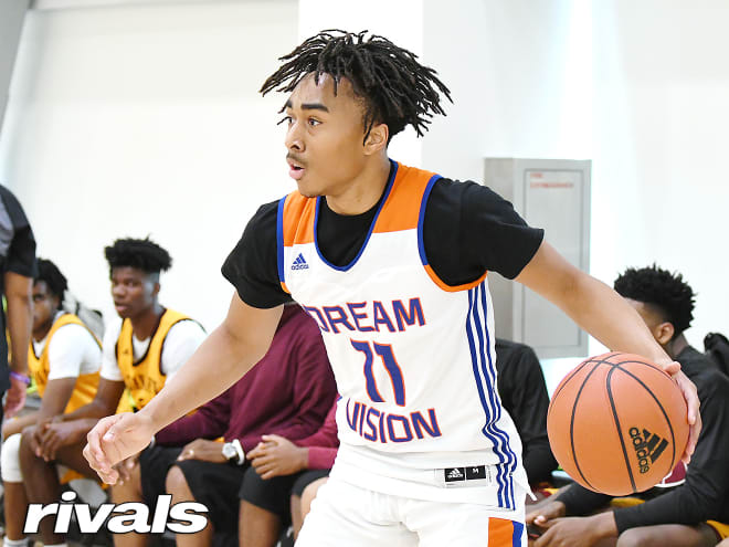Michigan Wolverines basketball point guard signee Frankie Collins continues to shine.