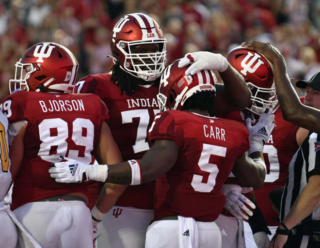 Indiana has a chance to re-energize its season with another big opportunity this weekend.