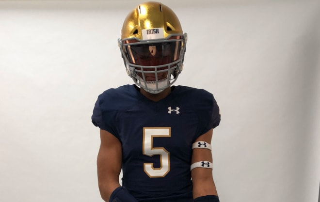 Notre Dame is looking to have a big visit month in June.