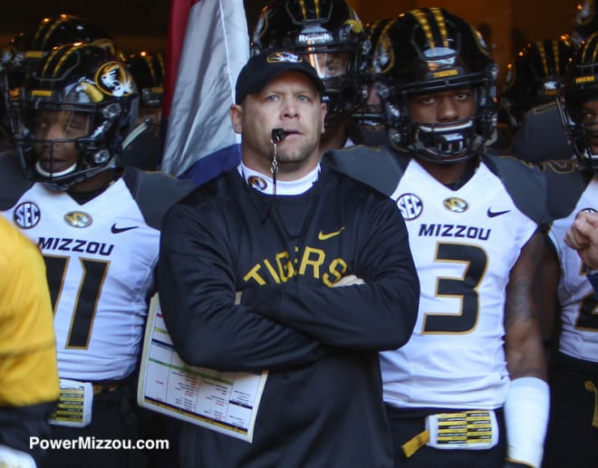 Barry Odom has been fired by Missouri.