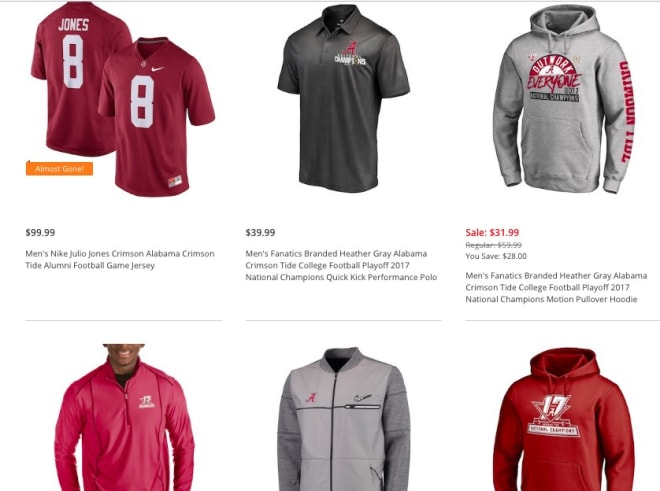 Get $99 in team gear when you sign up for an annual subscription!