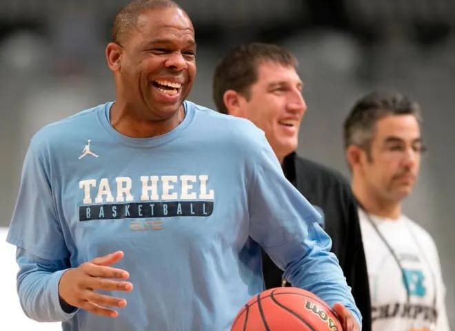 THI spoke with D'Marco Dunn and Dontrez Styles. They are comfortable with the Hubert Davis hire.