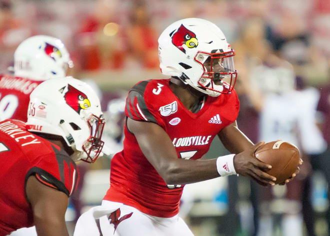 Malik Cunningham returns as the Cardinals' top returning passer and rusher in 2021.