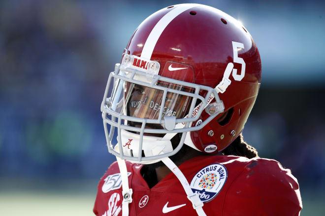 Alabama Crimson Tide defensive back Shyheim Carter. Photo   Getty Images