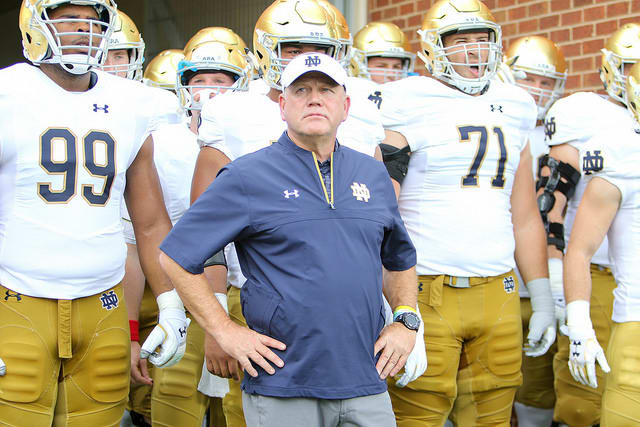 But Or Sell Can Notre Dame Football Take One More Step And Produce Double Digit Nfl Draft Picks In A Single Year