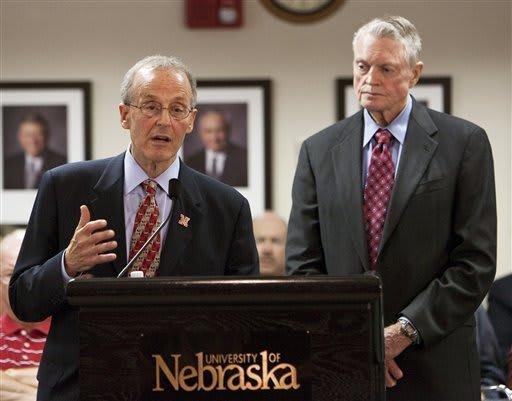 The University of Nebraska left for the Big Ten Conference in June of 2010
