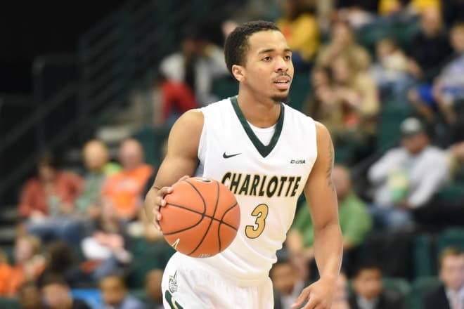 Jon Davis led four Charlotte players in double-figures with 24 points in their 76-64 win over ECU.