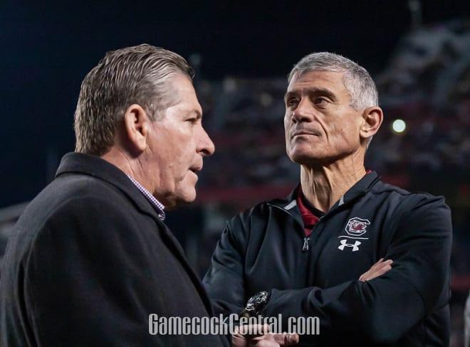 South Carolina Gamecocks football coaching search